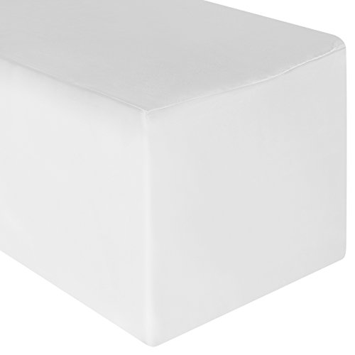 Lannu0027s Linens Fitted Rectangular Polyester Tablecloth ...